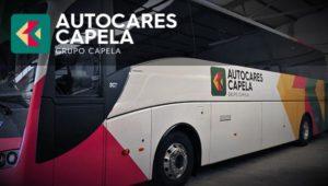 Autocares Capela - Grupo Capela