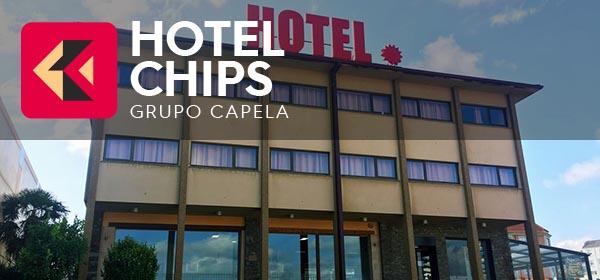 Hotel Chips - Grupo Capela